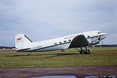 Photo of G-AMSV DC3 Air Atlantique CVT June 1998