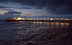 Photo of Illuminated pier at Blackpool
