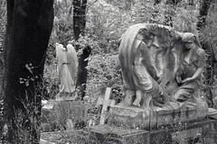 Staglieno-Genova monumental cemetery
