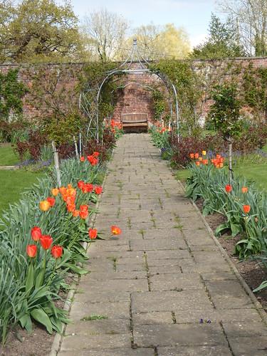 April Rose Garden