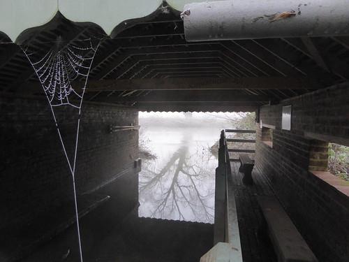 November boathouse