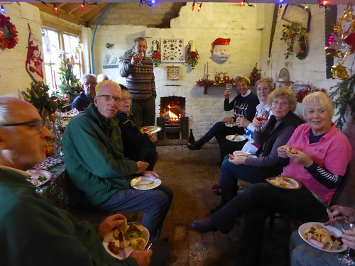 December bring and share lunch