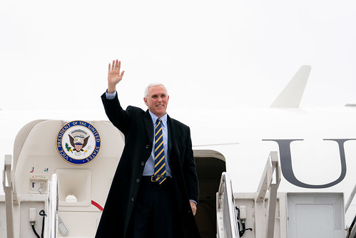 Vice President Pence in Michigan by The White House, on Flickr