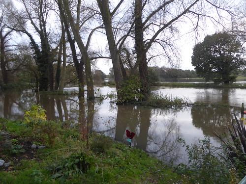 October floods