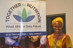 Dr, Namukolo Covic from IFPRI/TNWA facilitated the two-days Forum