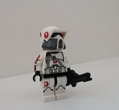 Clone 91st ARF Trooper.