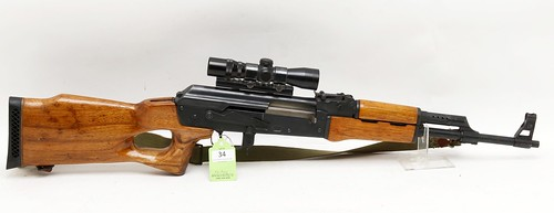 Chinese Made MAK-90 Sporter Semi Auto Rifle ($840.00)