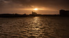 Sunset at St. Elli's Bay