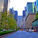 Park Avenue View of Helmsley & Metlife Buildings Midtown Manhattan New York City NY P00450 DSC_0639
