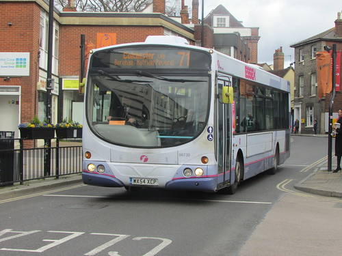 First Essex Buses 66730