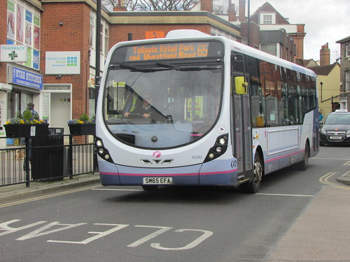 First Essex Buses 63342