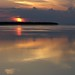 Another sunset over the Rio Negro of the Amazon