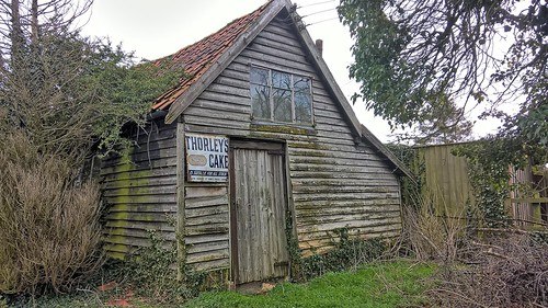 UK, Suffolk, Old Forge Redingfield