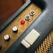 Marshall Bluesbreaker 1962 closeup switch.