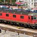 SBB Cargo, 620 014-1 : Meilen