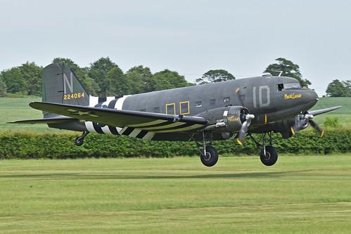 """Douglas C-47A-40-DL Skytrain '224064 / ID-N' """"Placid Lassie"""" (N74589)"""