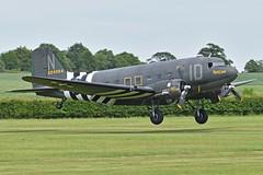 "Photo of Douglas C-47A-40-DL Skytrain '224064 / ID-N' ""Placid Lassie"" (N74589)"