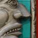 Detail of a Circus Wagon at Circus World, Baraboo, WI 08/25/2019 12:26AM