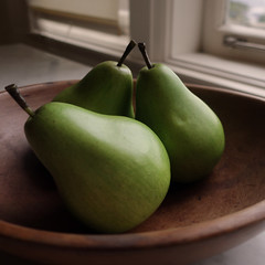 Day 58 : Pear Trio II