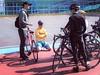 #20200202 #SPDI #SSE #InteractionFitness #熱血場地單車同好會 #新竹自由車場 #hsinchu #velodrome #taiwan #TrackFever #fixedgear #fixie #pista #bike #bicycle #cycle #固定齒 #singlespeed #SaveTheTrackBike #TrackBike