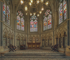 Photo of Private Chapel - Tyntesfield - National Trust
