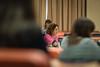 Carmen Riolobos durante su intervención en la Comisión de Consumo. (28/02/2020)