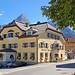 Lermoos, Ortsmitte (30) - Hotel »Post«