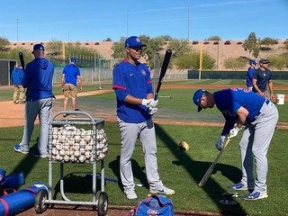 Chicago Cubs 2020 Spring Training Gallery 8 Photos
