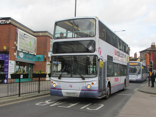 First Essex Buses 32068