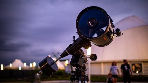 Astronomía en Oxígeno