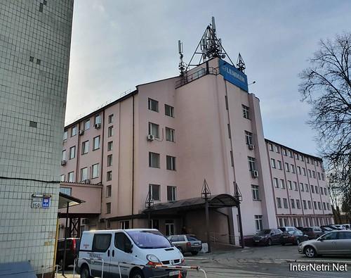 Київ, Інститут молекулярної біології і генетики 03  Ukraine  InterNetri
