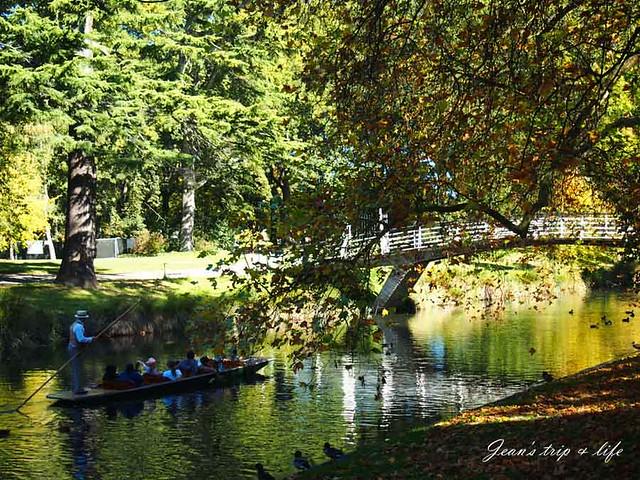 紐西蘭基督城雅芳河
