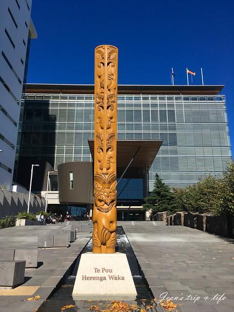 毛利人雕刻