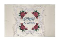 Rosalyn Wedding Gown Label