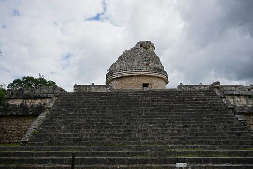 El Caracol, observatory of Chichen Itza