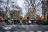 Pla�a Urquinaona - Protesta pel nou projecte de Via Laietana