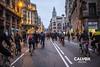 Arribant al final de la Via Laietana - Protesta pel nou projecte de Via Laietana