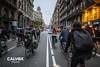 En marxa (lenta) - Protesta pel nou projecte de Via Laietana