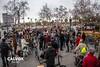 Ciclistes de totes les edats - Protesta pel nou projecte de Via Laietana