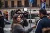 Betev� sempre est� a primera linia de les not�cies a Barcelona - Protesta pel nou projecte de Via Laietana