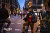 Sem�for - Protesta pel nou projecte de Via Laietana