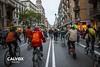 El gran gruix - Protesta pel nou projecte de Via Laietana