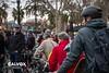 Mateixa direcci� diferents generacions - Protesta pel nou projecte de Via Laietana