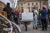 Per qu� no compten amb nosaltres - Protesta pel nou projecte de Via Laietana