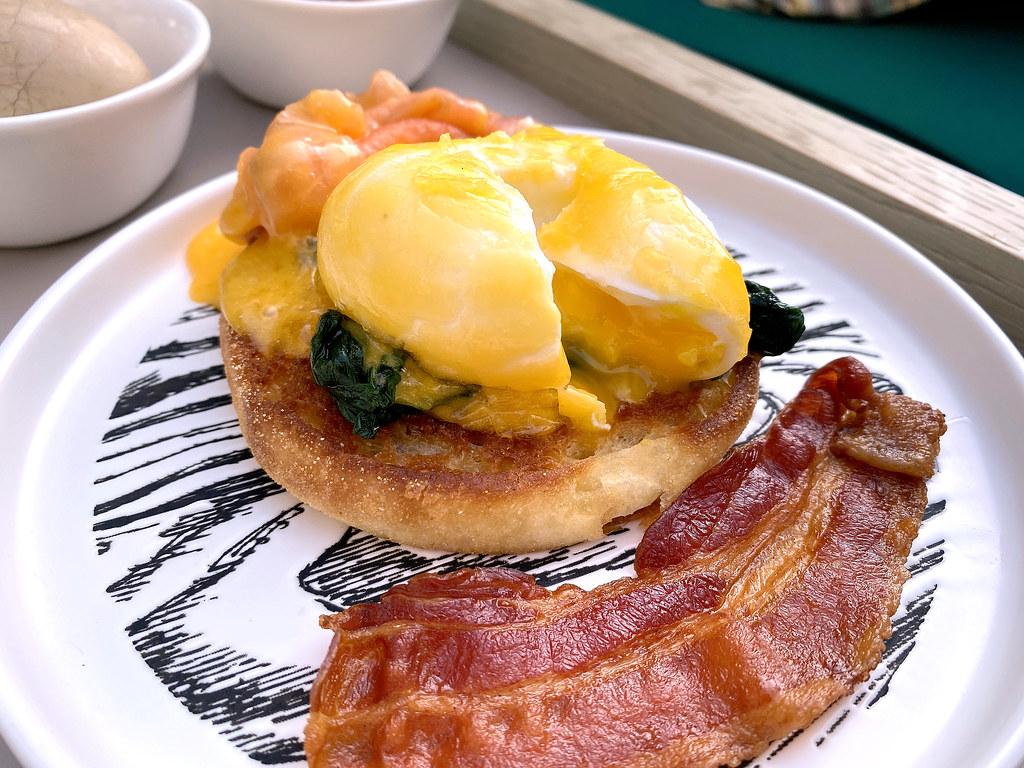 大直英迪格酒店 早餐