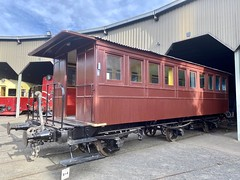 B+4 (aka Party Carriage) nearing completion.
