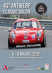 Please come and see us at Antwerp Classic Salon from the 6th until the 8th of March.