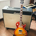 Gibson Les Paul Standard and Marshall Bluesbreaker 1962