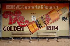 Bus Stop Story - Brown Rum Surinam