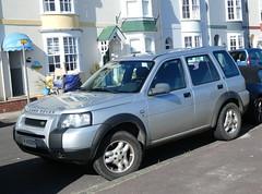 Land-Rover Freelander from Andorra